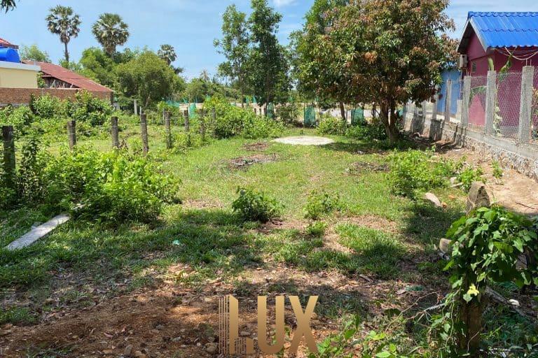 Land for Sale, International Village in Kampot