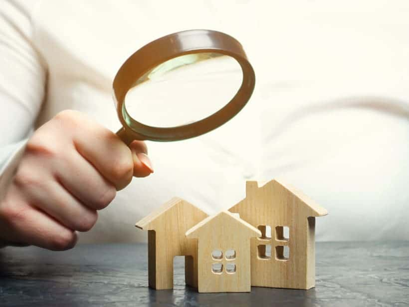 property valuation with lux property